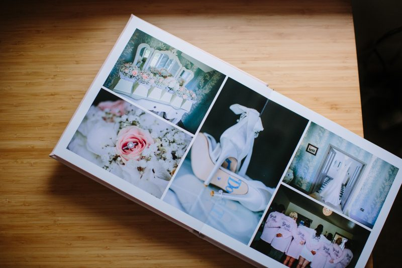 Heirloom Wedding Album - Nisha Haq Photography