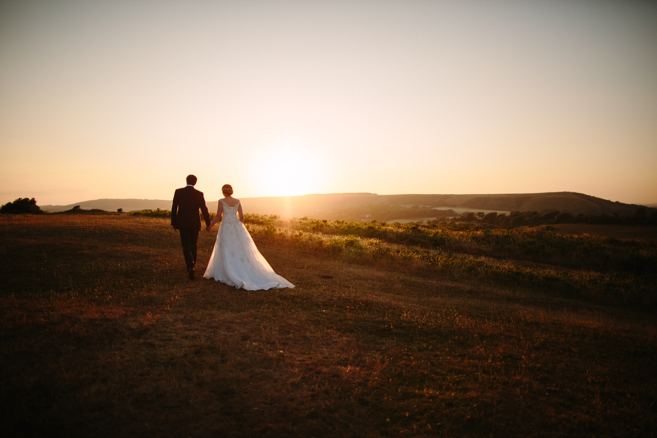 Nisha Haq Photography - Dorset Wedding Photographer - Corfe Castle wedding