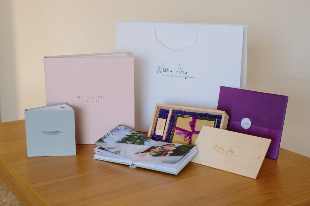 Nisha Haq Photography - luxury wedding albums - heirloom album - ultimate package