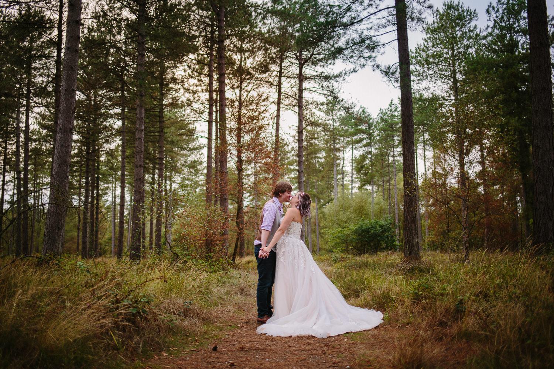 Silent Woman Inn Dorset Woodlands Wedding- Nisha Haq Photography