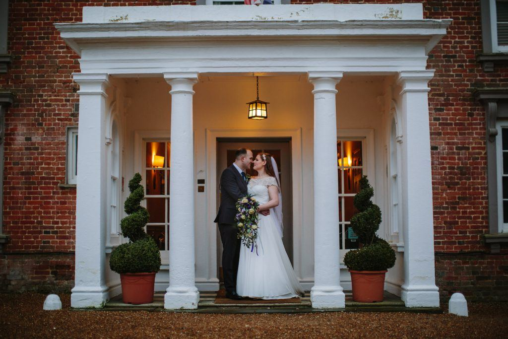 Highfield Park Hampshire Winter Wedding - Nisha Haq Photography