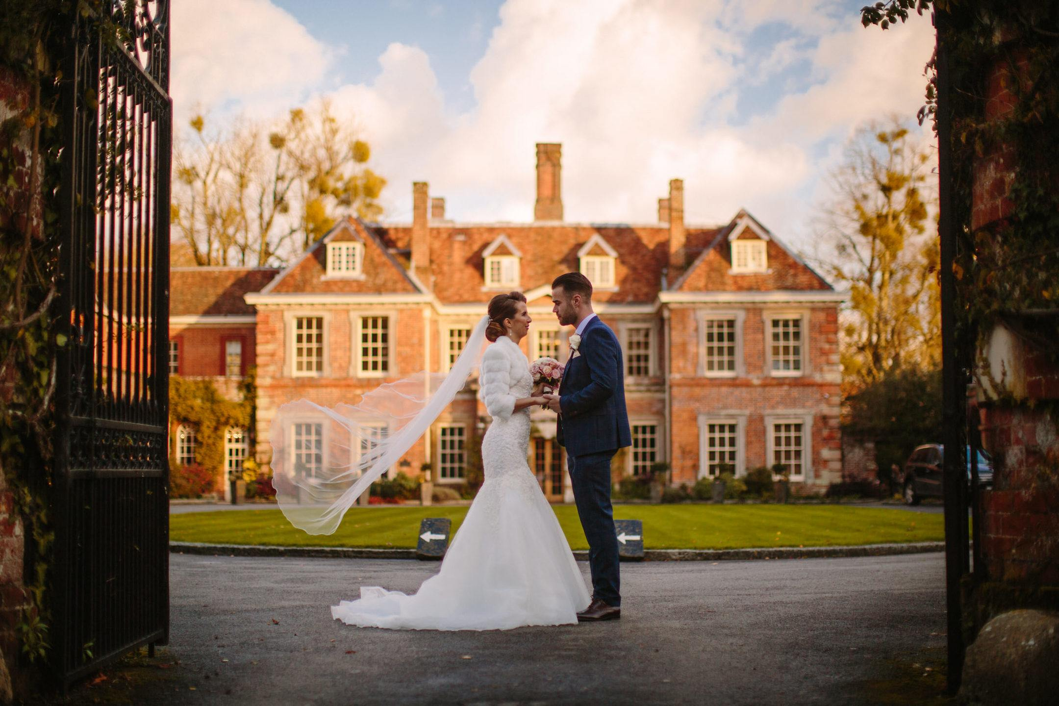 Lainston House Autumn Wedding - Nisha Haq Photography