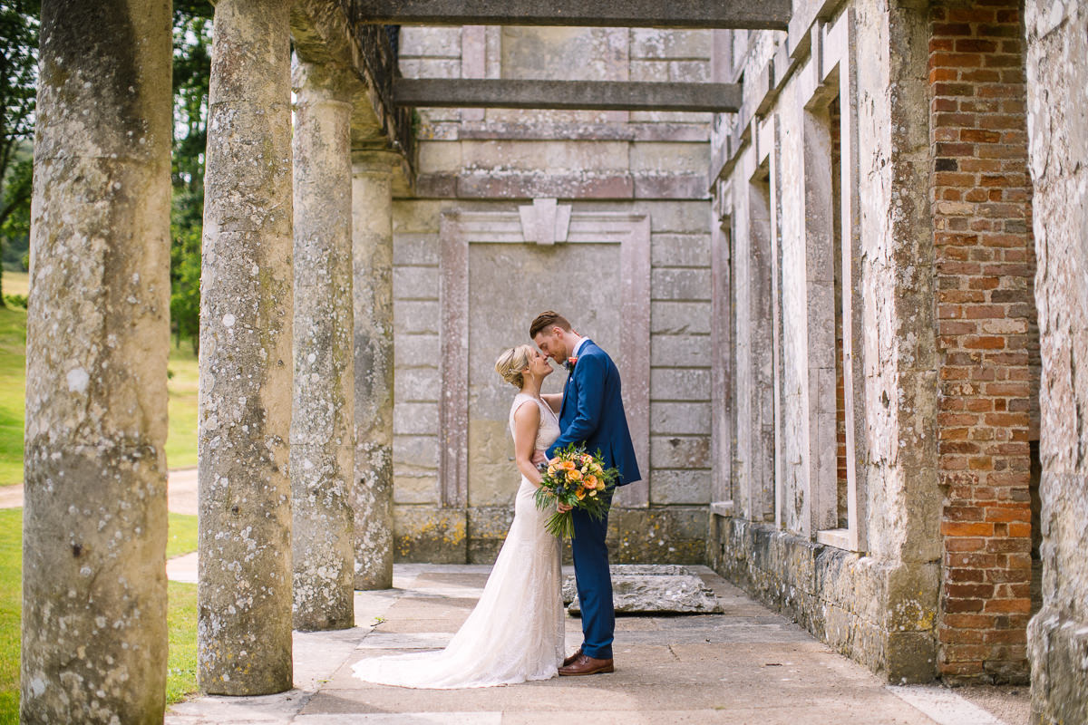 Appuldurcombe House Isle of Wight Wedding - Nisha Haq Photography