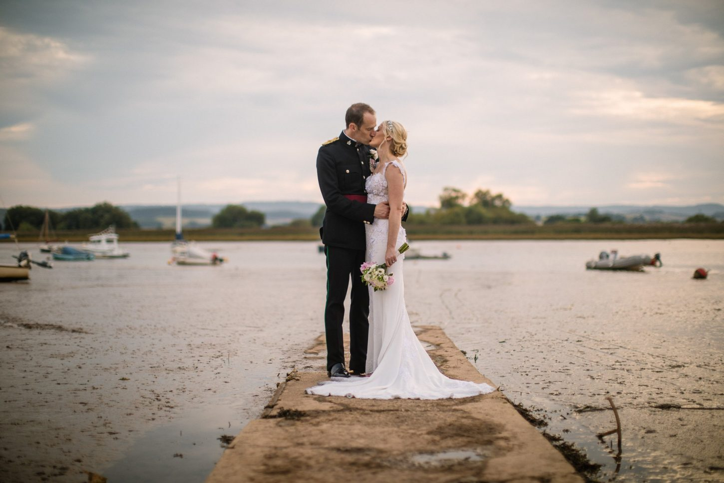 Topsham Devon Summer Military Wedding - Nisha Haq Photography